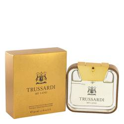 Trussardi My Land Cologne by Trussardi, 50 ml Eau De Toilette Spray for Men