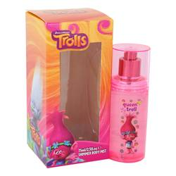 Trolls Queen Troll Perfume by Corsair, 2.5 oz Shimmer Body Mist for Women