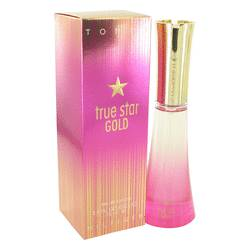 True Star Gold Perfume by Tommy Hilfiger, 75 ml Eau De Toilette Spray for Women from FragranceX.com