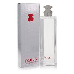 Tous Silver Perfume by Tous, 3 oz Eau De Toilette Spray for Women