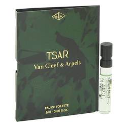 Tsar Cologne by Van Cleef & Arpels 0.04 oz Vial (sample)