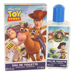 Toy Story Perfume by Disney, 3.4 oz Eau De Toilette Spray for Women tstory24w