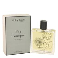 Tea Tonique Perfume by Miller Harris, 3.4 oz Eau De Parfum Spray for Women