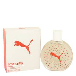 Time To Play Perfume by Puma, 3 oz Eau De Toilette Spray for Women