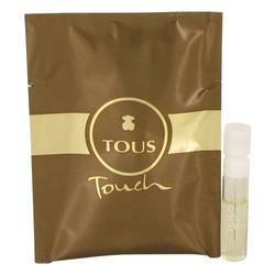 Tous Touch Perfume by Tous 0.05 oz Vial (sample)