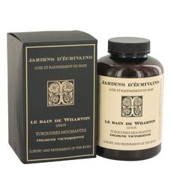 Jardins D'ecrivains Turquoises Moussantes Shower Gel by Jardins D'ecrivains, 500 gr Luxury and Refinement of the Bath Sea Salts for Women