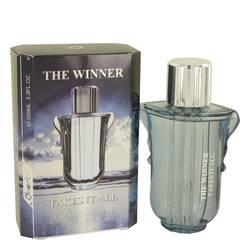 The Winner Takes It All Cologne by La Rive, 100 ml Eau De Toilette Spray for Men