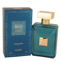 Unbelievable Blu Cologne by Glenn Perri, 3 oz Eau De Toilette Spray for Men