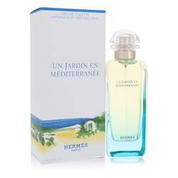 Un Jardin En Mediterranee Perfume by Hermes 3.4 oz Eau De Toilette Spray