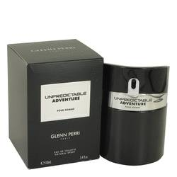 Unpredictable Adventure Cologne by Glenn Perri, 100 ml Eau De Toilette Spray for Men from FragranceX.com