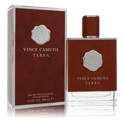 Vince Camuto Terra Cologne by Vince Camuto, 100 ml Eau De Toilette Spray for Men from FragranceX.com