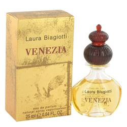 Venezia Perfume by Laura Biagiotti, .85 oz Eau De Parfum Spray for Women
