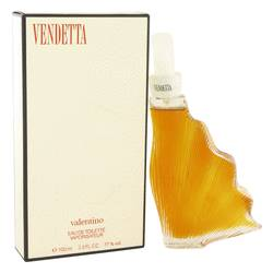 Vendetta Perfume by Valentino, 3.4 oz Eau De Toilette Spray for Women