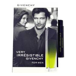 Very Irresistible Cologne by Givenchy 0.04 oz Vial (sample)
