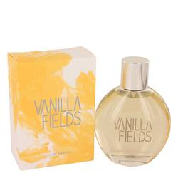 Vanilla Fields Perfume by Coty, 100 ml Eau De Parfum Spray (New Packaging) for Women