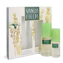 Vanilla Fields Perfume by Coty -- Gift Set - 2 oz Cologne Spray + 1 oz Cologne Spray
