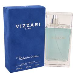 Vizzari Cologne by Roberto Vizzari, 100 ml Eau De Toilette Spray for Men from FragranceX.com