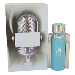 Vm Blue Cologne by Victor Manuelle, 3.4 oz Eau De Toilette Spray for Men