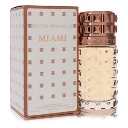 Victor Manuelle Miami Cologne by Victor Manuelle, 3.4 oz Eau De Parfum Spray for Men