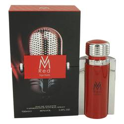 Vm Red Cologne by Victor Manuelle, 100 ml Eau De Toilette Spray for Men from FragranceX.com