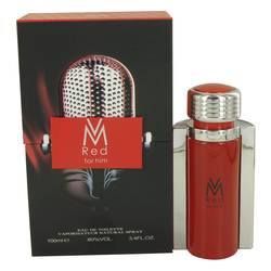 Victor Manuelle Red Cologne by Victor Manuelle, 3.4 oz Eau De Toilette Spray for Men