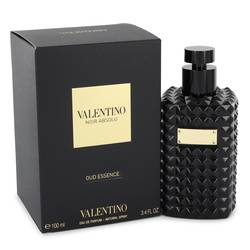 Valentino Noir Absolu Oud Essence Perfume by Valentino, 3.4 oz Eau De Parfum Spray (Unisex) for Women