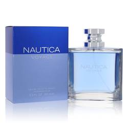 Nautica Voyage Cologne by Nautica 3.4 oz Eau De Toilette Spray