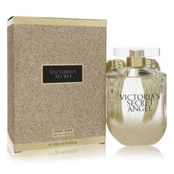 Victoria's Secret Angel Gold Perfume by Victoria's Secret, 100 ml Eau De Parfum Spray for Women from FragranceX.com
