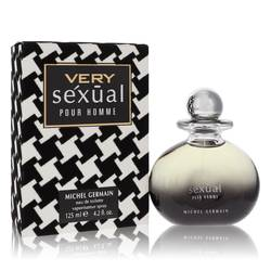 Very Sexual Cologne by Michel Germain, 4.2 oz Eau De Toilette Spray for Men