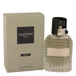 Valentino Uomo Acqua Cologne by Valentino, 2.5 oz Eau De Toilette Spray for Men