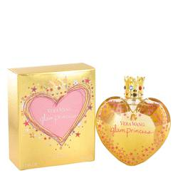 Vera Wang Glam Princess Perfume by Vera Wang, 50 ml Eau De Toilette Spray for Women
