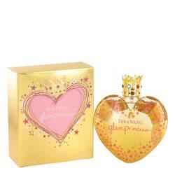 Vera Wang Glam Princess Perfume by Vera Wang, 50 ml Eau De Toilette Spray for Women from FragranceX.com