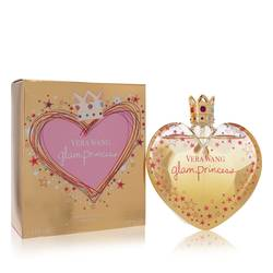 Vera Wang Glam Princess Perfume by Vera Wang, 3.4 oz Eau De Toilette Spray for Women