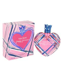 Vera Wang Preppy Princess Perfume by Vera Wang, 1.7 oz Eau De Toilette Spray for Women