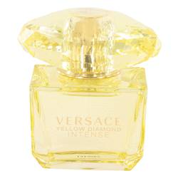 Versace Yellow Diamond Intense Perfume by Versace, 90 ml Eau De Parfum Spray (Tester) for Women