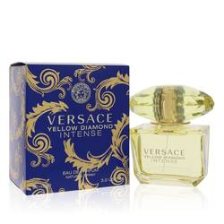 Versace Yellow Diamond Intense Perfume by Versace, 90 ml Eau De Parfum Spray for Women from FragranceX.com