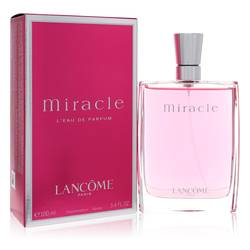 Miracle Perfume by Lancome 3.4 oz Eau De Parfum Spray