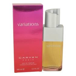 Variations Perfume by Carven 3.4 oz Eau De Parfum Spray