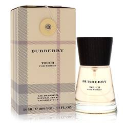 Burberry Touch Perfume by Burberry 1.7 oz Eau De Parfum Spray
