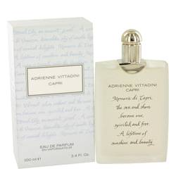 Capri Perfume by Adrienne Vittadini, 3.4 oz Eau De Parfum Spray for Women