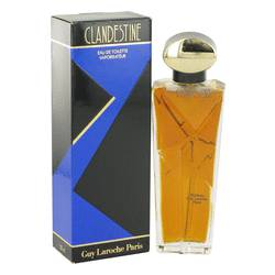 Clandestine Perfume by Guy Laroche 1.7 oz Eau De Toilette Spray