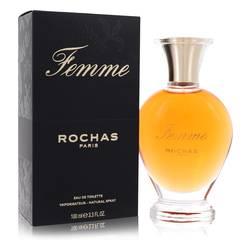 Femme Rochas Perfume by Rochas 3.4 oz Eau De Toilette Spray
