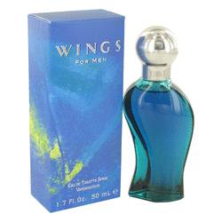 Wings Cologne by Giorgio Beverly Hills 1.7 oz Eau De Toilette/ Cologne Spray