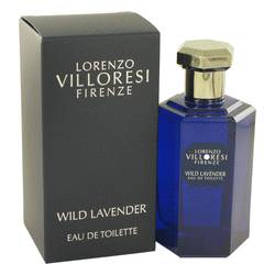 Lorenzo Villoresi Firenze Wild Lavender Cologne by Lorenzo Villoresi, 100 ml Eau De Toilette Spray for Men