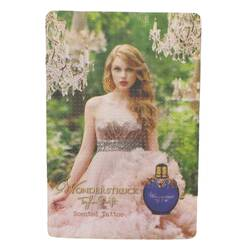 Wonderstruck Sample by Taylor Swift, 1 pc Scented Tattoo for Women