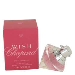 Wish Pink Diamond Perfume by Chopard, 1 oz EDT Spray for Women