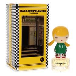 Harajuku Lovers Wicked Style G Perfume by Gwen Stefani, .33 oz Eau De Toilette Spray for Women