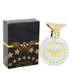 Wonder Woman Perfume by Marmol & Son, 1.7 oz Eau De Toilette Spray (Red Box) for Women