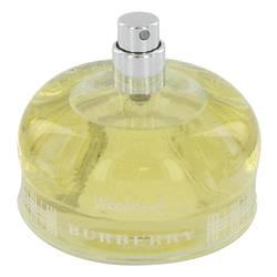 Weekend Perfume by Burberry 3.4 oz Eau De Parfum Spray (Tester)