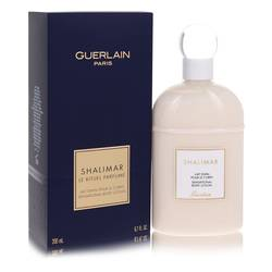 Shalimar Perfume by Guerlain 6.8 oz Body Lotion
